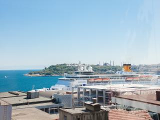 Bosphorus Cool - Central 1 BED with Sea View - Istanbul vacation rentals