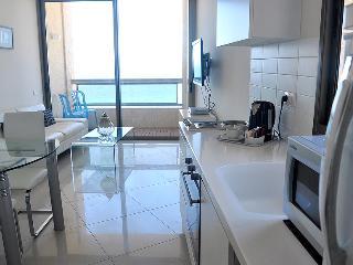 Luxury 2BR Beach Apt Sea View - Netanya vacation rentals