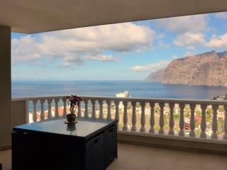 Cozy 2 bedroom Apartment in Los Gigantes with Dishwasher - Los Gigantes vacation rentals