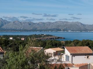 Villa in Mal- Pas, Alcudia with Sea View and Pool - Majorca vacation rentals