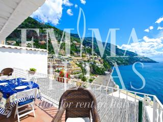 Perfect Positano Villa rental with Internet Access - Positano vacation rentals