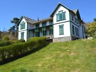 The East Wing @ Historic Burton Hall, Great Views - North Tawton vacation rentals