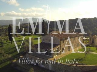 Perfect Villa in Volterra with Internet Access, sleeps 14 - Volterra vacation rentals