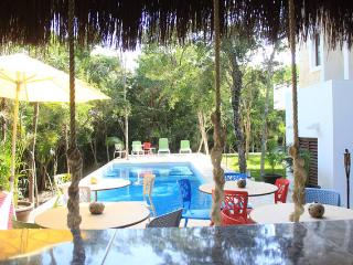 Two bedroom Apart-Hotel in Akumal Breakfast included - Akumal vacation rentals