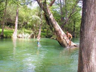 RR Bed & Bakery 1/4 mile from Blanco River - Wimberley vacation rentals