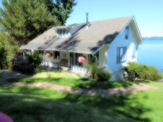 Olympic Nt Pk + Historic Romance on Hood Canal!! - Brinnon vacation rentals