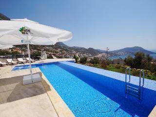 6 bedroom luxury holiday villa rental in Kalkan - Kalkan vacation rentals