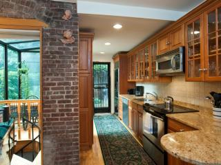 Deluxe duplex w/ private entrance and patio - New York City vacation rentals