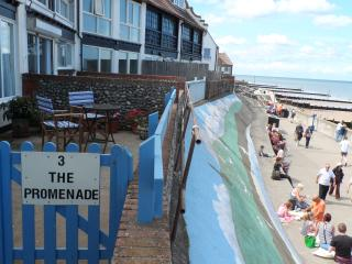 Stunning 4****Sea-Front Location 3 The Promenade. - Sheringham vacation rentals
