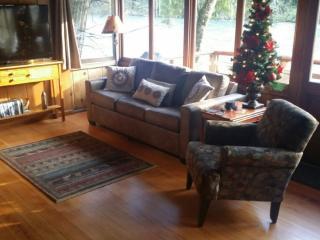 Cozy Romantic cabin on the McKenzie River #4 - Vida vacation rentals
