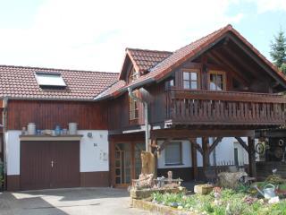 FeWo Am Blumengarten | 100m² - 2 Etagen - 6 Pers. - Nidda vacation rentals