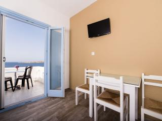 Apartment with Panoramic Sea View for 2-4 persons - Parikia vacation rentals