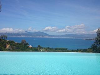 Villa panor. Golfe d'Ajaccio - Piscine - 8 pers - Pietrosella vacation rentals