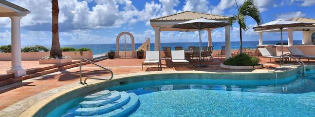 Villa Les Trois Jours SPECIAL OFFER: St. Martin Villa 397 Beachfront Property Located On One Of The Finest Beaches, Beautiful Baie Longue. - Baie Longue vacation rentals