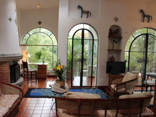 Villa Escondida-Your Private Mexican House w/ Trop - Cuernavaca vacation rentals