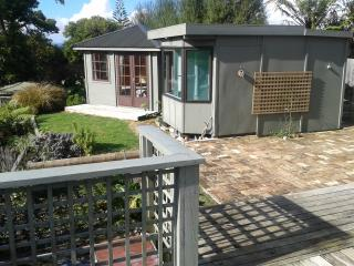 Two rustic Bach's in idyllic NZ bush setting - Waihi vacation rentals