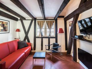 Rue Miron, the perfect place in trendy Marais - Paris vacation rentals