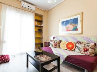 NEW ARRIVAL COSY APT CITY CENTER HUGE VERANDA - Athens vacation rentals