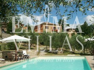Comfortable 7 bedroom Villa in Siena - Siena vacation rentals