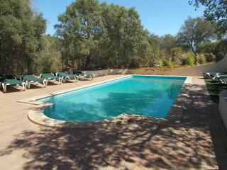 villa + heated pool - secluded location - Odiaxere vacation rentals