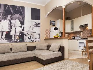 City Center Elegance by Opera House - Budapest vacation rentals