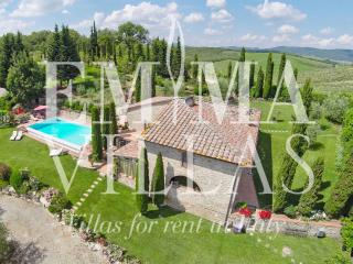 Perfect 3 bedroom Villa in Gaiole in Chianti with Internet Access - Gaiole in Chianti vacation rentals