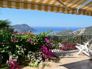 4-Bdrm Luxury Villa with Sweeping Panoramic Views - Kalkan vacation rentals