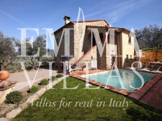 Cozy 3 bedroom Cortona Villa with Internet Access - Cortona vacation rentals