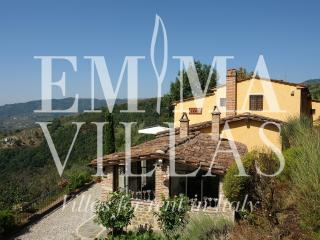 Private 4 Bedroom Tuscan Villa in Lucca at Giornolungo - Lucca vacation rentals