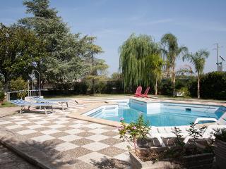 Villa with Pool with 3 bedrooms and 3 bathrooms - Martano vacation rentals