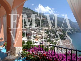 Nice 3 bedroom Villa in Positano with Deck - Positano vacation rentals