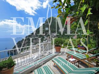 Comfortable Villa with Dishwasher and A/C in Positano - Positano vacation rentals