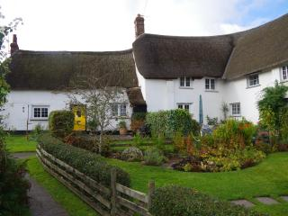 Thatched Devon Cottage in Historic Village Setting - Okehampton vacation rentals