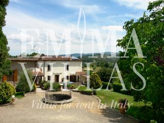 Gorgeous Villa with A/C and Deck - Arezzo vacation rentals