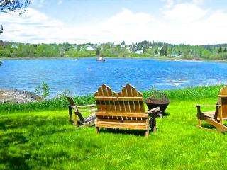 Affordable Cottage on Water's Edge with Bunkhouse. - Machiasport vacation rentals