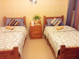 Globetrotter Guesthouse - Basic Twin Room - Ghajnsielem vacation rentals