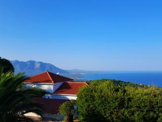 Villa Olympia - stylish, pool, garden, privacy - Kalo Nero vacation rentals
