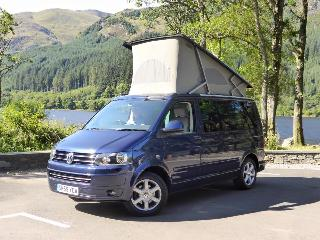 West Coast VW Camper Hire Scotland - Chapelhall vacation rentals