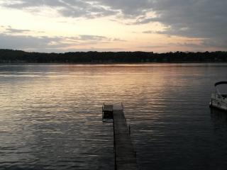 Sunsets on the lake - Livonia vacation rentals