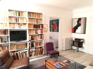 Exclusive Saint Germain 2 bedroom apart., 5 sleeps - Paris vacation rentals