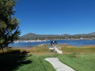 ON THE LAKE*$99 SPECIAL* Boat Dock - City of Big Bear Lake vacation rentals
