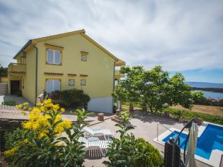TH02808 Apartments Lidija / Two bedrooms A2 Yellow - Rab vacation rentals