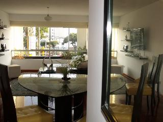 Centrally Located Miraflores Apartment - Lima vacation rentals