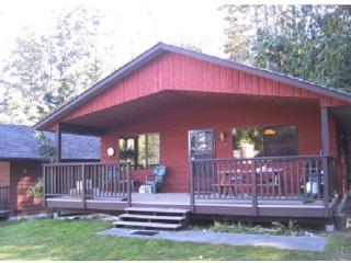 Beautiful 2 bedroom Cottage in Qualicum Beach - Qualicum Beach vacation rentals