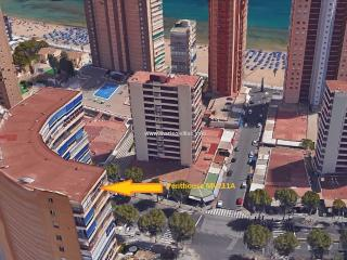 Penthouse Fantastic seaviews , Rincon de loix - Benidorm vacation rentals