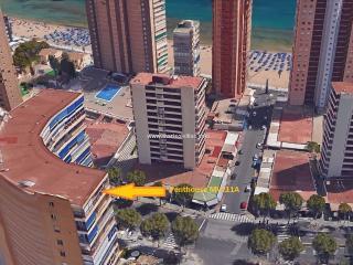 Penthouse Benidorm Fantastic seaviews - Benidorm vacation rentals