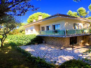 Beaucaire Gard, trendy Villa 9p. jacuzzi, 300m from shops. - Beaucaire vacation rentals