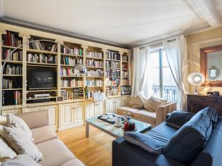 Vue incroyable calme à Montmartre 70 m2 - Paris vacation rentals