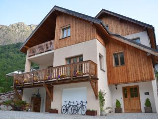 5 bedroom Chalet with Deck in Vénosc - Vénosc vacation rentals
