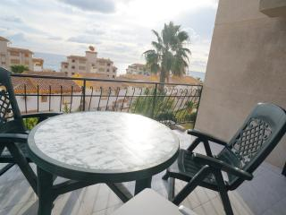 255 - 1 bed with sea views, wifi, & sun terrace - Torrevieja vacation rentals
